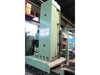 Union BFKF 110 Bed milling machine, Boringmills-5