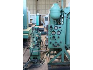 Union BFKF 110 Bed milling machine, Boringmills-13