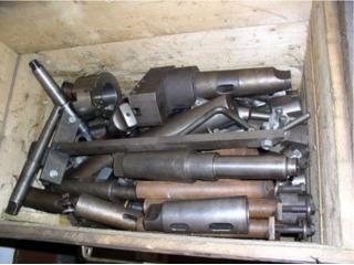 Union BFP 125 / III Boringmills-11