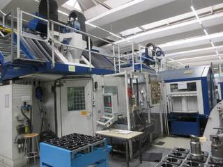 Milling machine Unisign Unicom 6000-7