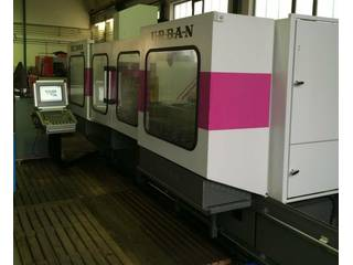 Milling machine Urban BZ 3000-2