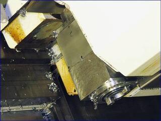 Lathe machine WFL Millturn M 50-3