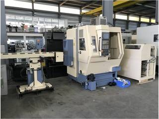 Milling machine Willemin-Macodel W 408 MT, Y.  2006-1