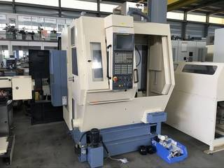 Milling machine Willemin-Macodel W 408 MT, Y.  2006-2