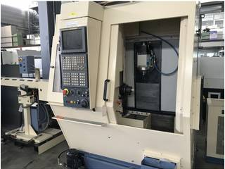 Milling machine Willemin-Macodel W 408 MT, Y.  2006-3