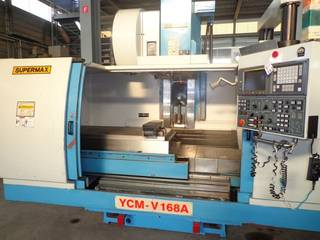 Milling machine YCM Supermax V 168 A, Y.  1998-1