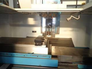 Milling machine YCM Supermax V 168 A, Y.  1998-2