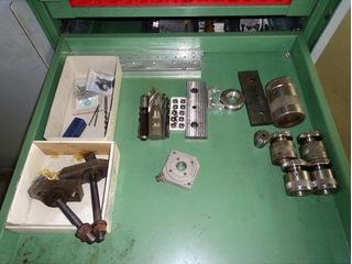 Milling machine YCM Supermax V 168 A, Y.  1998-7