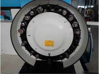 Milling machine YCM Supermax V 168 A, Y.  1998-11