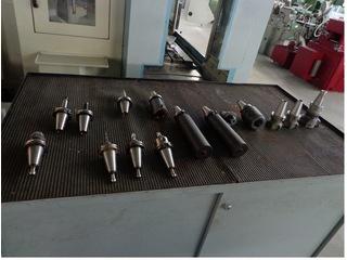 Milling machine YCM Supermax V 168 A, Y.  1998-12