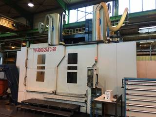 Lathe machine YOU JI VTL 3000 - 2 ATC - 2 R-6