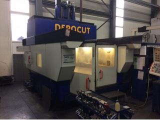 Milling machine ZPS Depocut 2012, Y.  2000-4