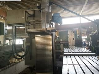 Zayer 30 KC 8000 Bed milling machine-3