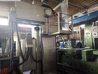 Zayer 30 KC 8000 Bed milling machine-5