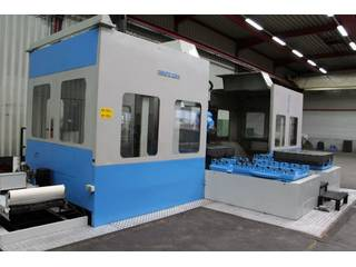 Milling machine Zayer 30 KFG 1250 x 2000-3