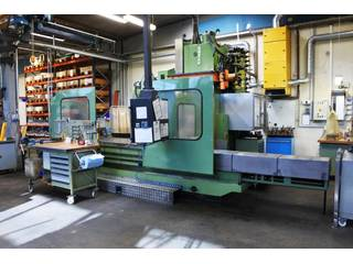 Zayer KFU 3000 x 2700 Bed milling machine-0