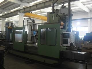 Zayer KFU 3000 x 2700 Bed milling machine-4