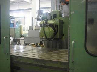 Zayer KFU 3000 x 2700 Bed milling machine-2