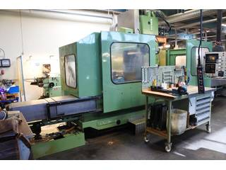Zayer KFU 3000 x 2700 Bed milling machine-3