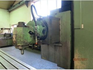 Zayer KF 5000 CNC 4700 Bed milling machine-2