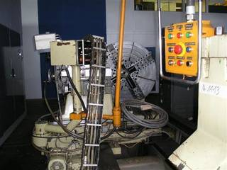 Lathe machine Zerbst DP 1 / S 3 x 5000-5