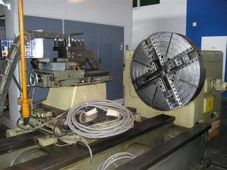 Lathe machine Zerbst DP 1 / S 3 x 5000-8