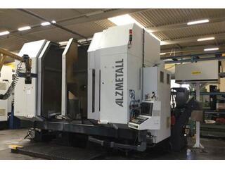 Milling machine Alzmetall FS 2500 LB/DP, Y.  2005-0
