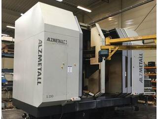 Milling machine Alzmetall FS 2500 LB/DP, Y.  2005-1