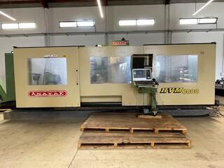 Anayak HMV 6000 Bed milling machine-9
