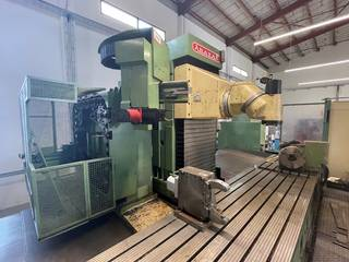 Anayak HMV 6000 Bed milling machine-3