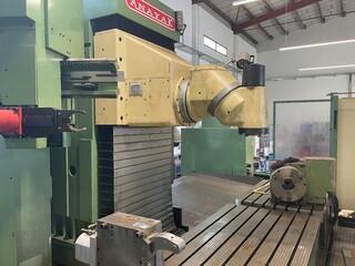 Anayak HMV 6000 Bed milling machine-4