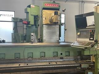 Anayak HMV 6000 Bed milling machine-7