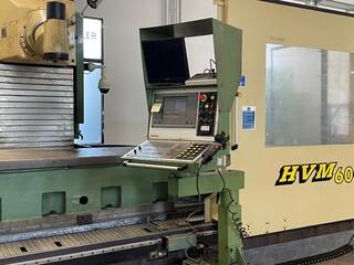 Anayak HMV 6000 Bed milling machine-8