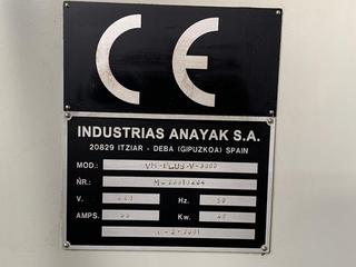 Anayak VH Plus 3000 Bed milling machine-10