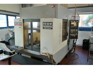 Milling machine Chiron FZ 12 W, Y.  2000-0
