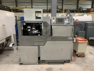 Lathe machine Citizen cincom K 16 VII p-0