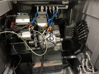 Lathe machine Citizen cincom K 16 VII p-2