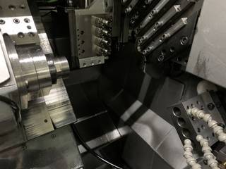 Lathe machine Citizen cincom K 16 VII p-4