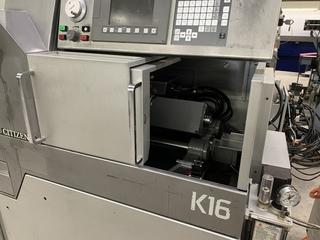 Lathe machine Citizen cincom K 16 VII p-7