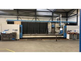 CME FCM 9000  Bed milling machine-2