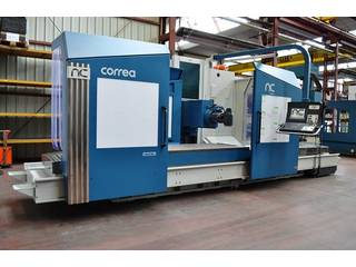 Correa CF 25/25  Bed milling machine-2