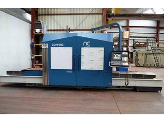 Correa CF 25/25  Bed milling machine-4
