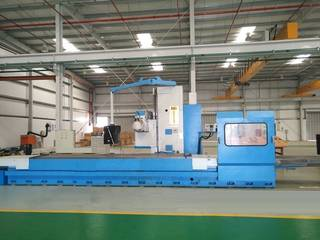 Correa CF 40/50 generalüb./refurbished Bed milling machine-1