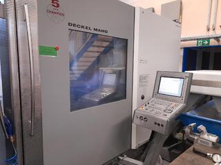 Milling machine DMG DMC 75 V linear-3