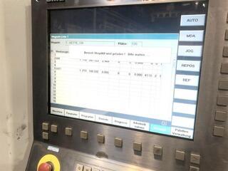 Milling machine DMG 80 H linear 5 apc-5
