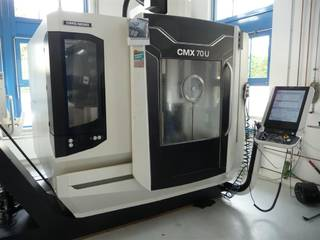 Milling machine DMG CMX 70 U-0