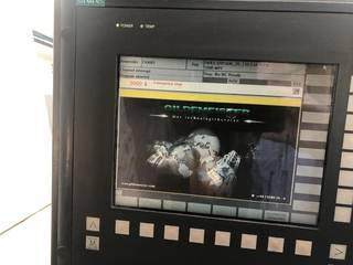 Lathe machine DMG CTV 250-4