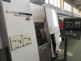 Lathe machine DMG CTV 250-1