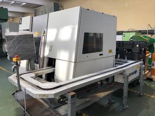 Lathe machine DMG CTV 250-3