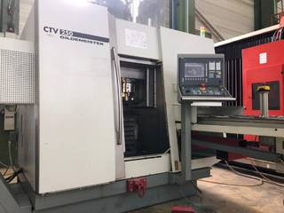 Lathe machine DMG CTV 250 V3-2